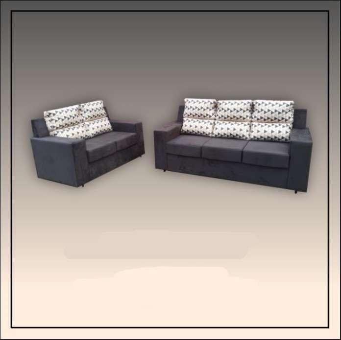 Sofá Rubí 3 y 2 lugares confort (2725) - 0