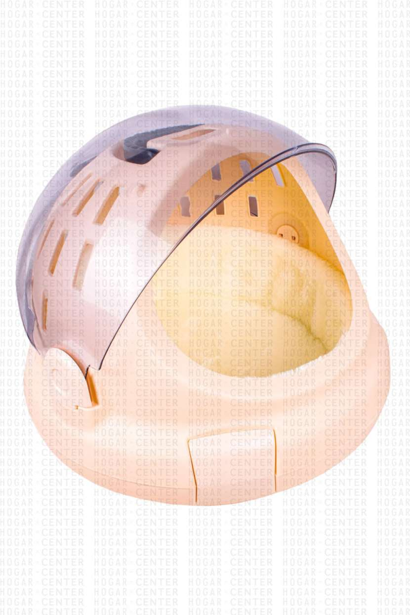 Jaula para Mascotas en formato de Capsula Espacial - 5