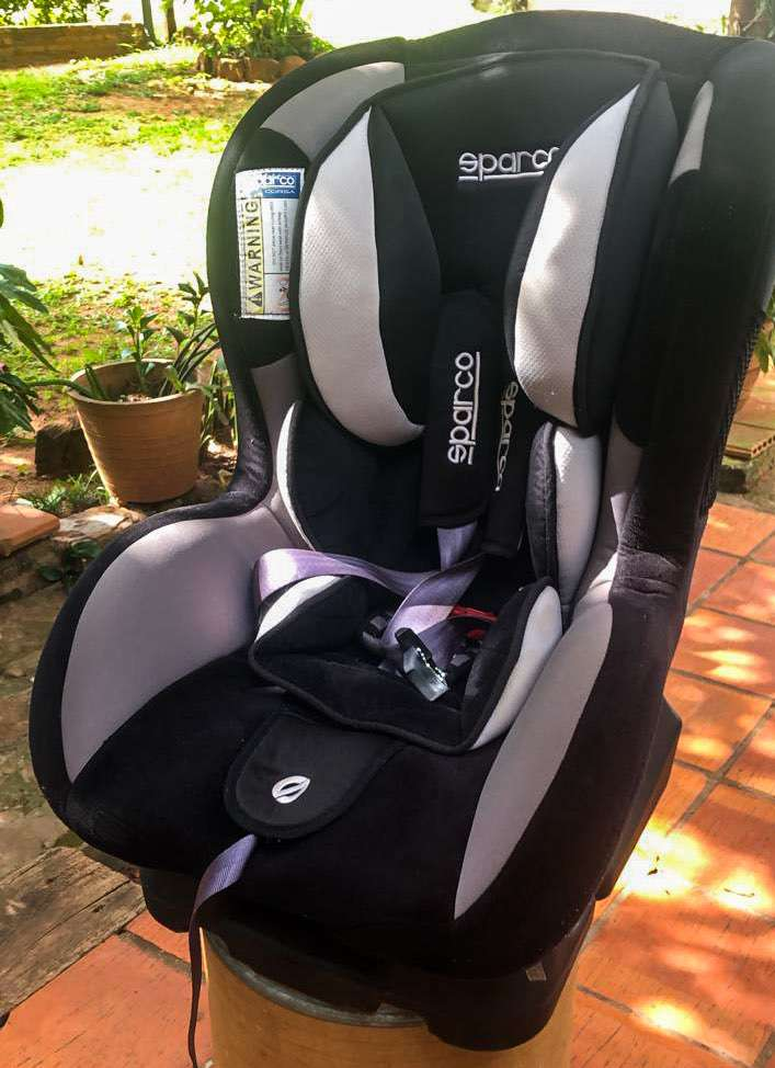 Baby seat Sparco - 0