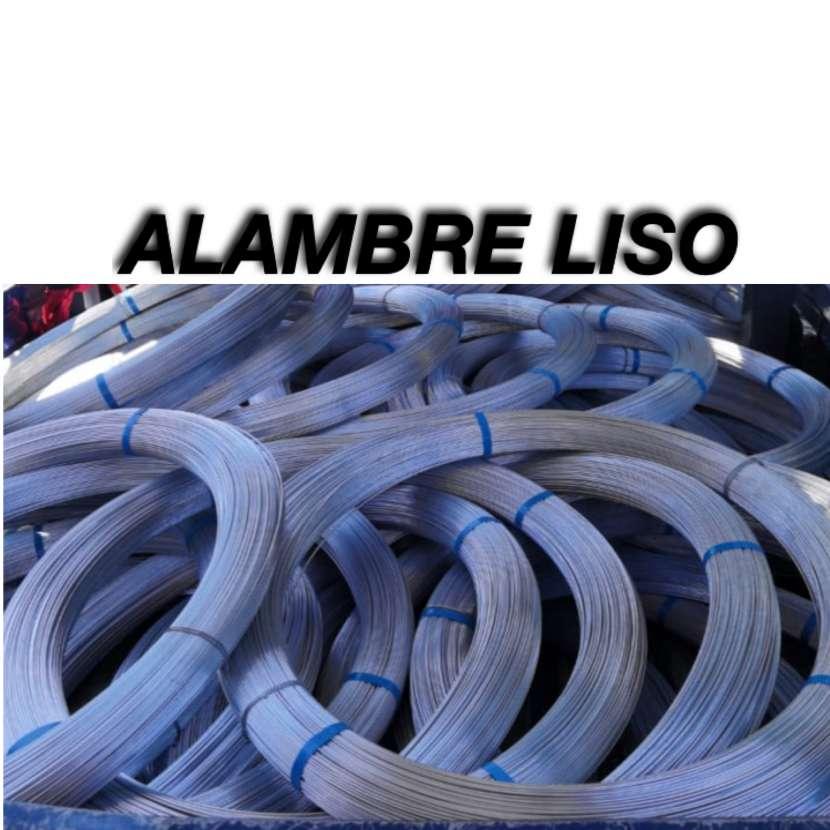 Alambre liso - 0