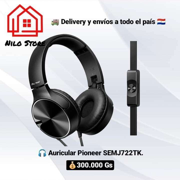 Auricular Pioneer SEMJ722 - 0