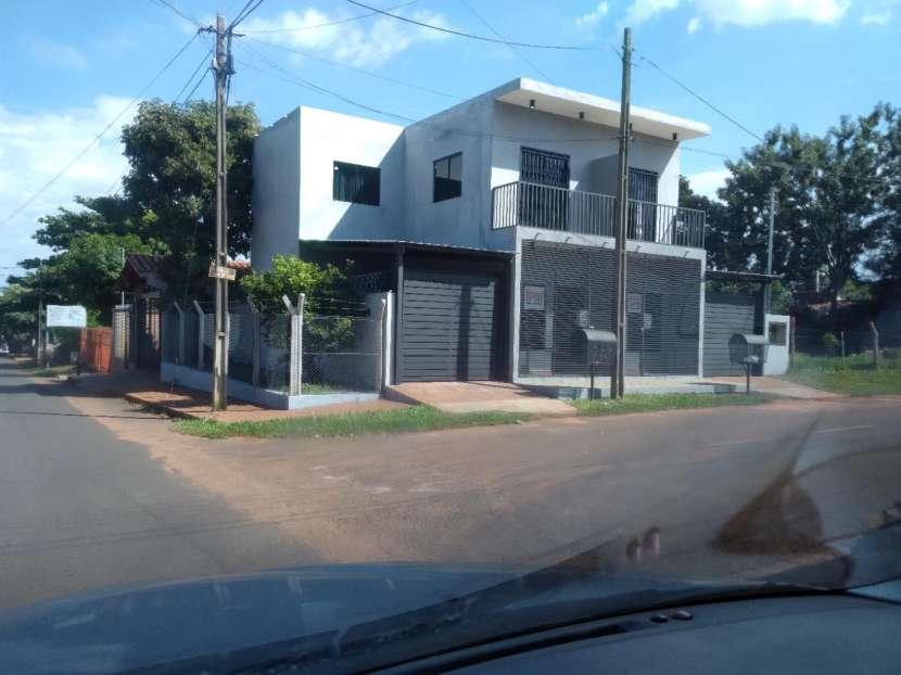 Duplex a estrenar en Capiatá Km 18 a 2 cuadras de la ruta 2 - 0