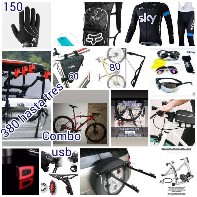 Accesorios p/ bicicleta - 0