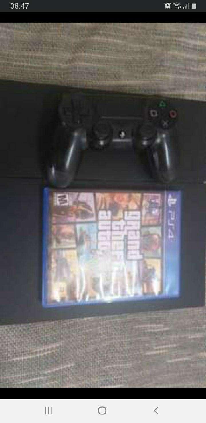 PS4 de 500gb - 1