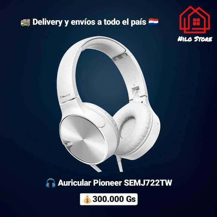Auricular Pioneer SEMJ722 - 1