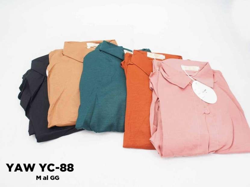 Vestido largo para señora YAW YC-88 - 1