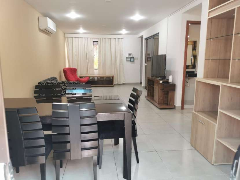 Duplex amoblado con piscina en condominio - 2