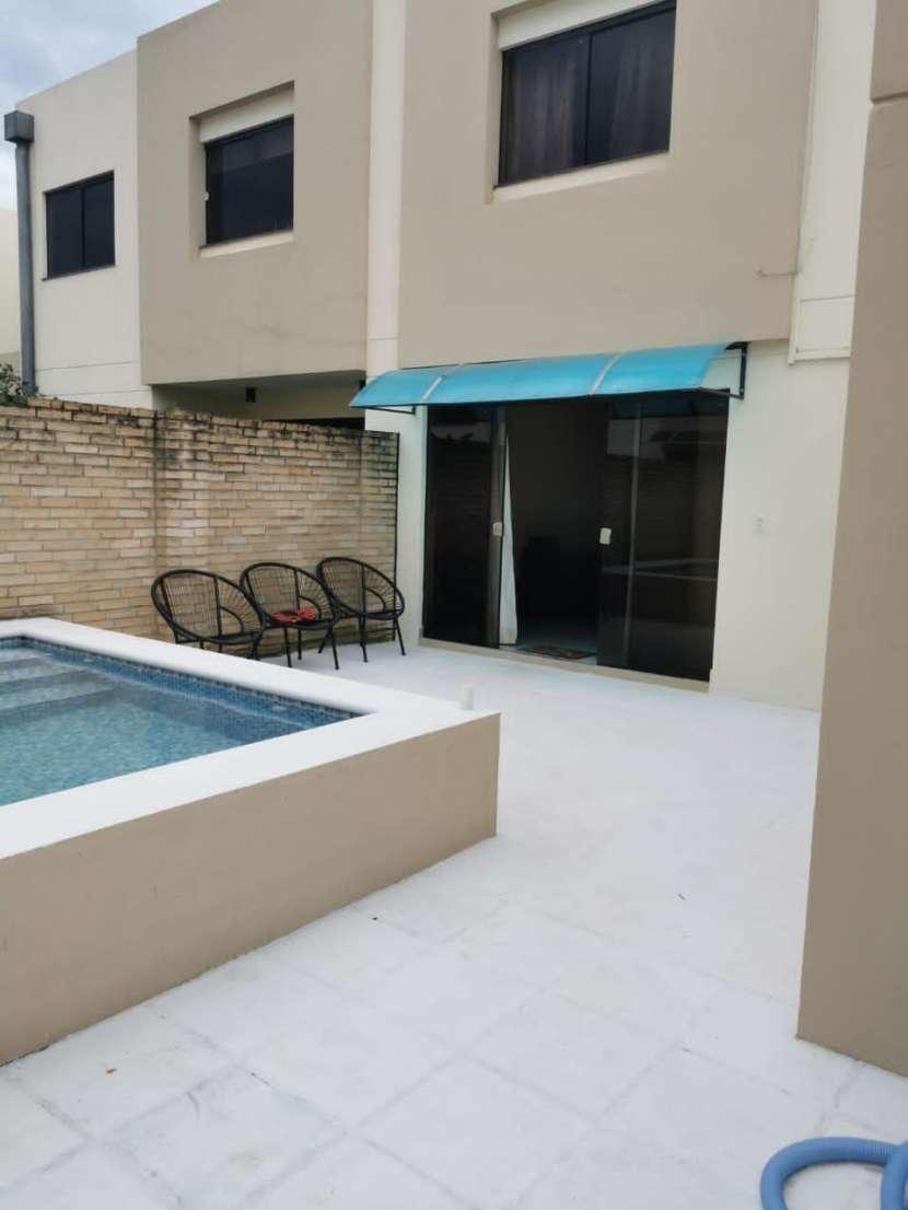 Duplex amoblado con piscina en condominio - 7