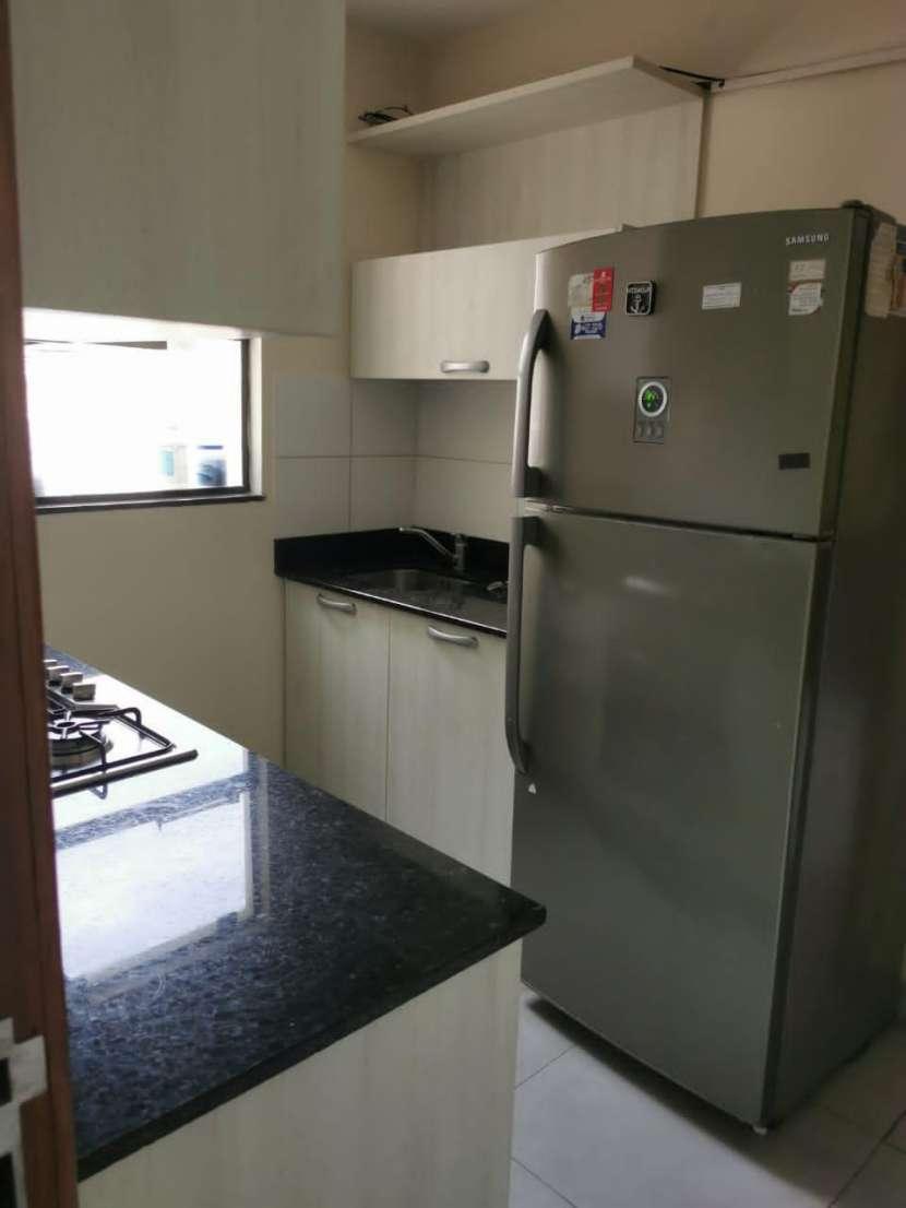 Duplex amoblado con piscina en condominio - 8