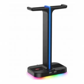 Soporte auricular gamer con luces TH650 50088