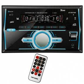 Autorradio X-Tech Xt-Rd7388 Bt