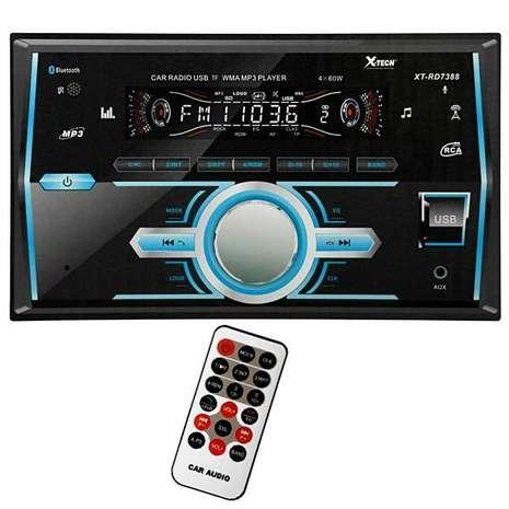 Autorradio X-Tech Xt-Rd7388 Bt - 0