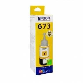 Tinta amarilla Epson T673420 L850/L1800