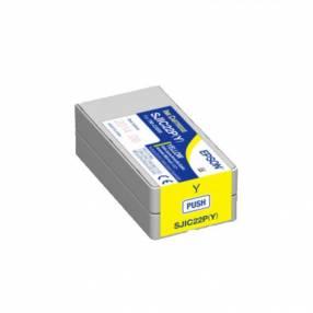 Tinta Epson SJC22P (Y) TM-C3500 yellow