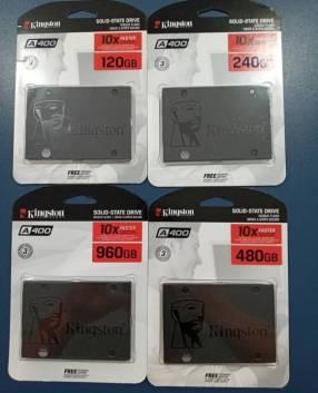 Disco duro SSD 480 gb Kingston estado sólido