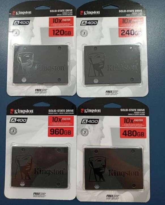 Disco duro SSD 480 gb Kingston estado sólido - 0