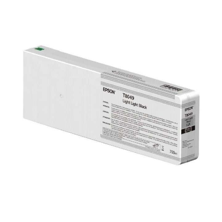 Tinta negro light ultrachrome 700 Epson P9000 T804900 - 0