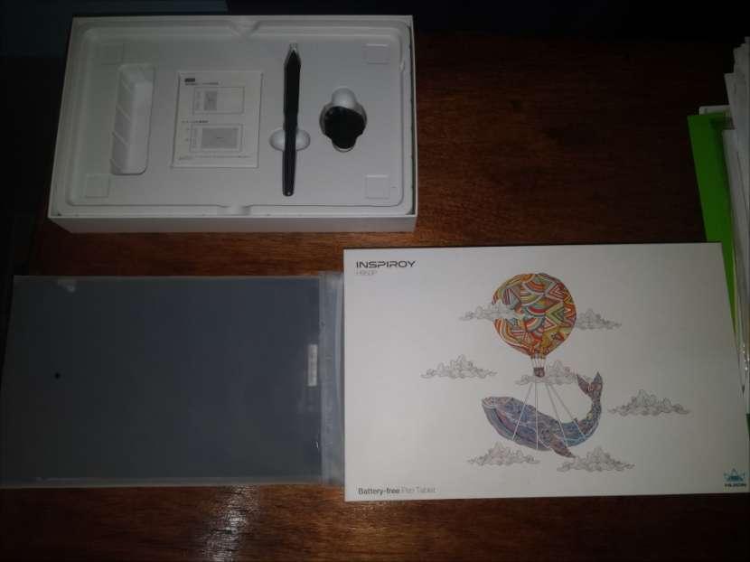 Tableta gráfica Huion Inspiroy H950P - 0