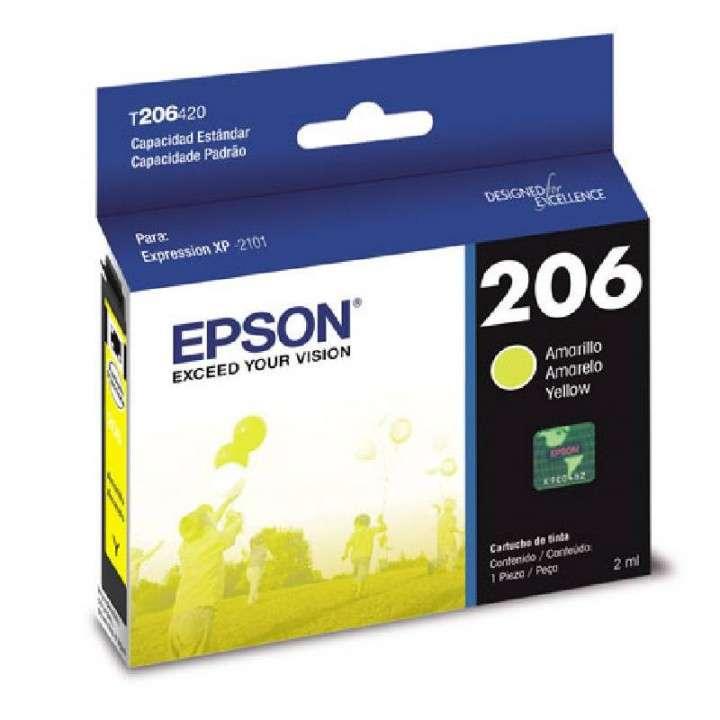 Tinta yellow Epson T206420-AL XP-2101 - 0