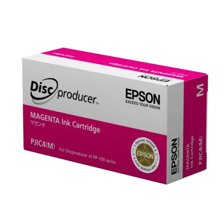 Tinta magenta Epson PP-100 C13S020450 PJIC4 M - 0