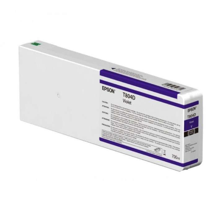 Tinta Epson P9000 T804D00 violeta ultrachrome 700 ML - 0