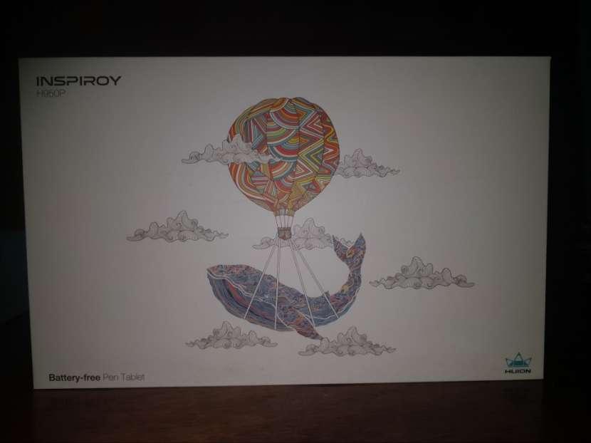 Tableta gráfica Huion Inspiroy H950P - 1