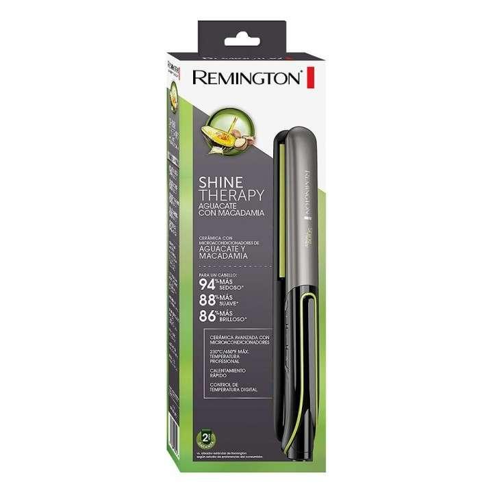Planchita Remington S12A con aguacate - 0