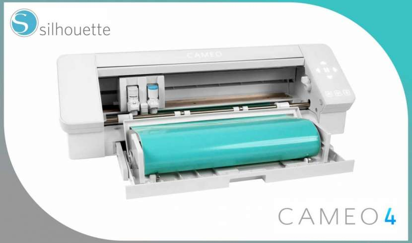 Impresora de corte Silhouette Cameo 4 - 0