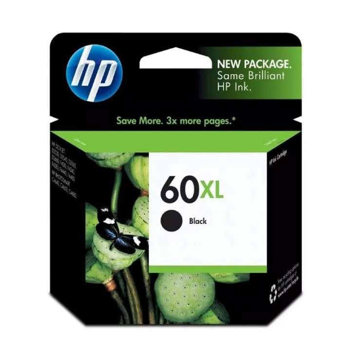 Tinta HP C641WL 60XL negro - 0