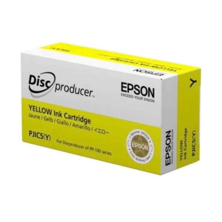 Tinta Epson PP-100 Yellow C13S020451 - 0