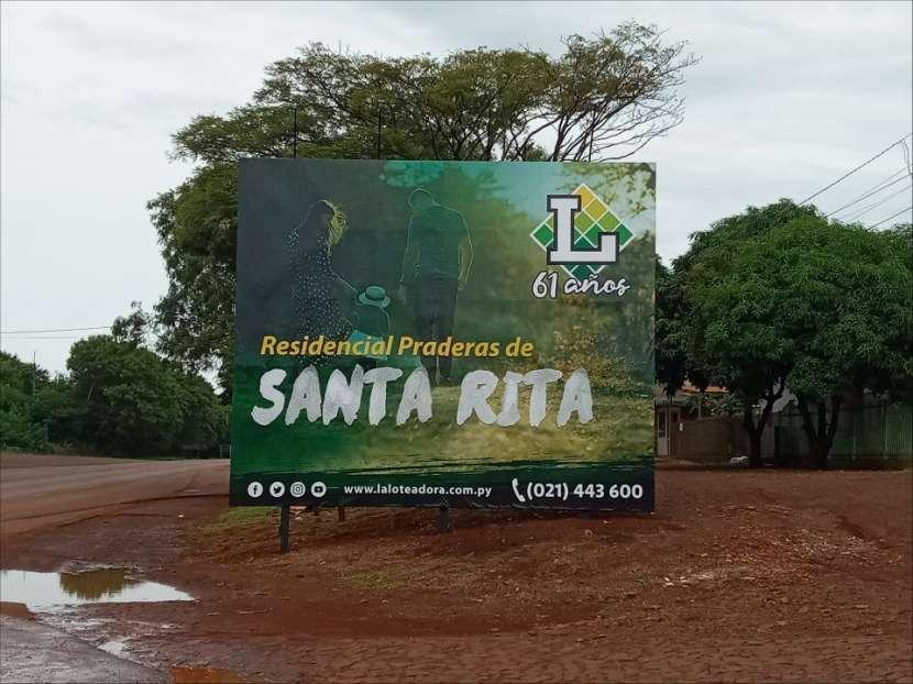 Terrenos en Santa Rita Alto Paraná - 0