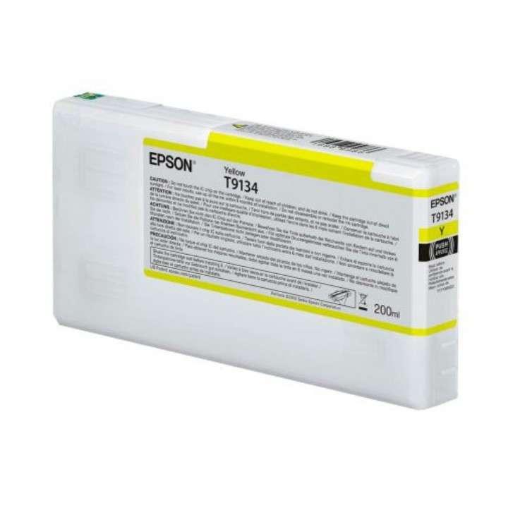 Tinta Epson T913400 amarillo P5000 - 0