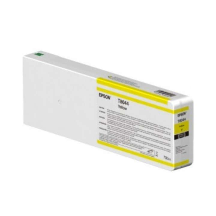 Tinta Epson ultrachrome HD/HDX T804400 amarillo 700 ml - 0