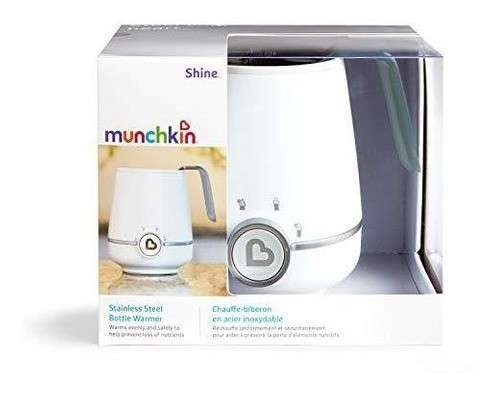 Calentador de biberones Munchkin - 1
