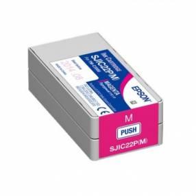 Tinta Epson SJC22P (M) TM-C3500 magenta