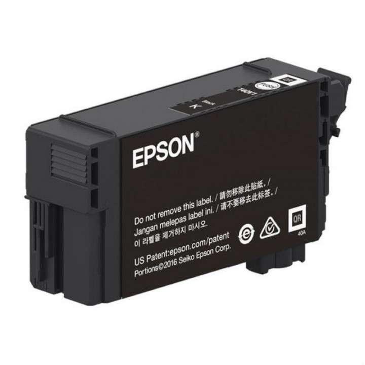 Tinta Epson T40V120 negro 50 ML P/ Surecolor T5170 T3170 - 0