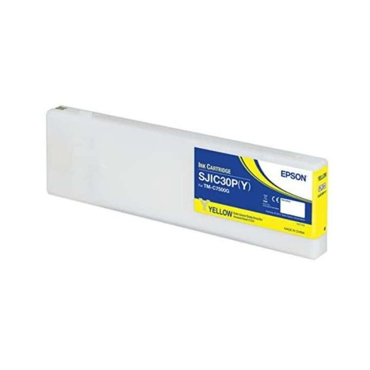 Tinta Epson SJC30P (Y) TM-C7500G Yellow - 0