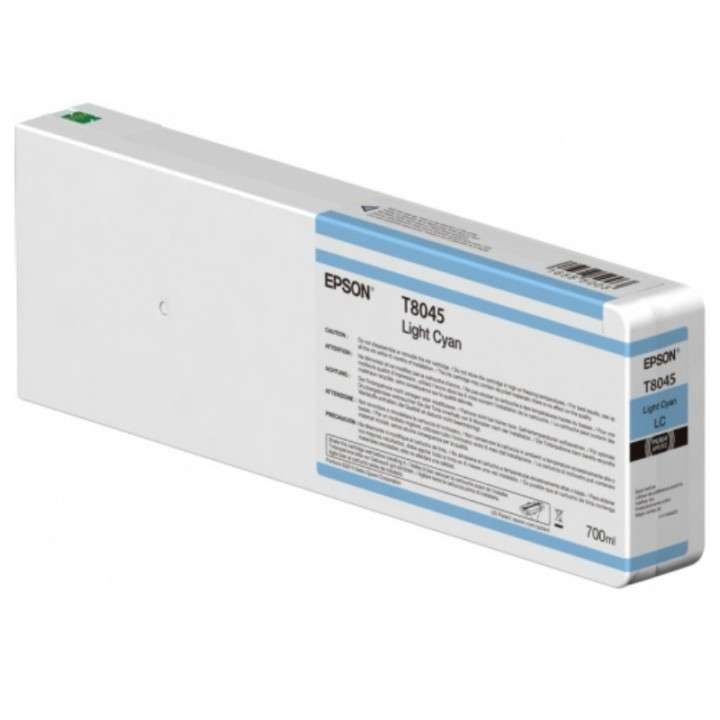 Tinta Epson P9000 T804500 cyan claro ultrachrome 700 - 0