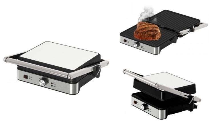 Churrasquera plancha grill JAM - 0