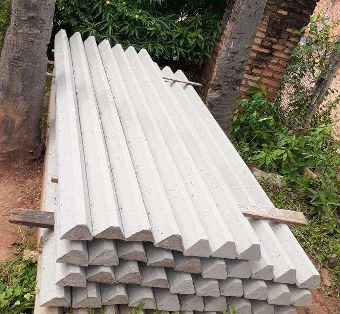 Fábrica de postes y tejidos MC - 5