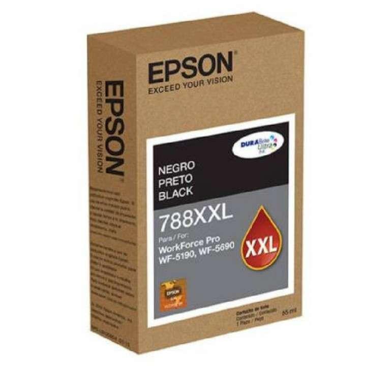 Tinta negra Epson W5190/5690 T788XXL120-AL - 0