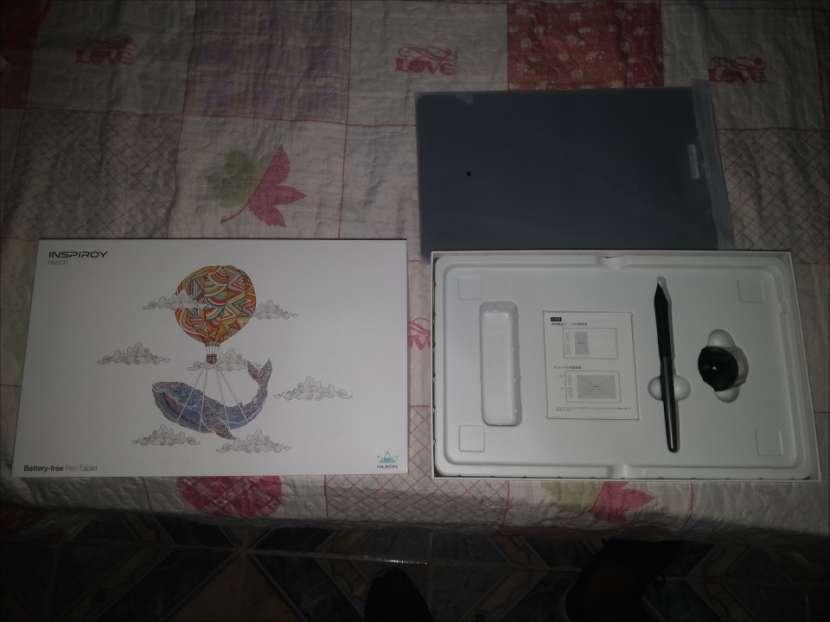 Tableta gráfica Huion Inspiroy H950P - 2