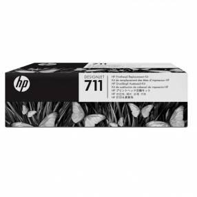 Kit mantenimiento tinta HP C1Q10A 711