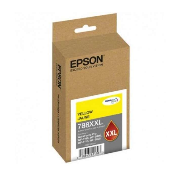 Tinta amarillo Epson T788XXL420-AL W5190/5690 - 0