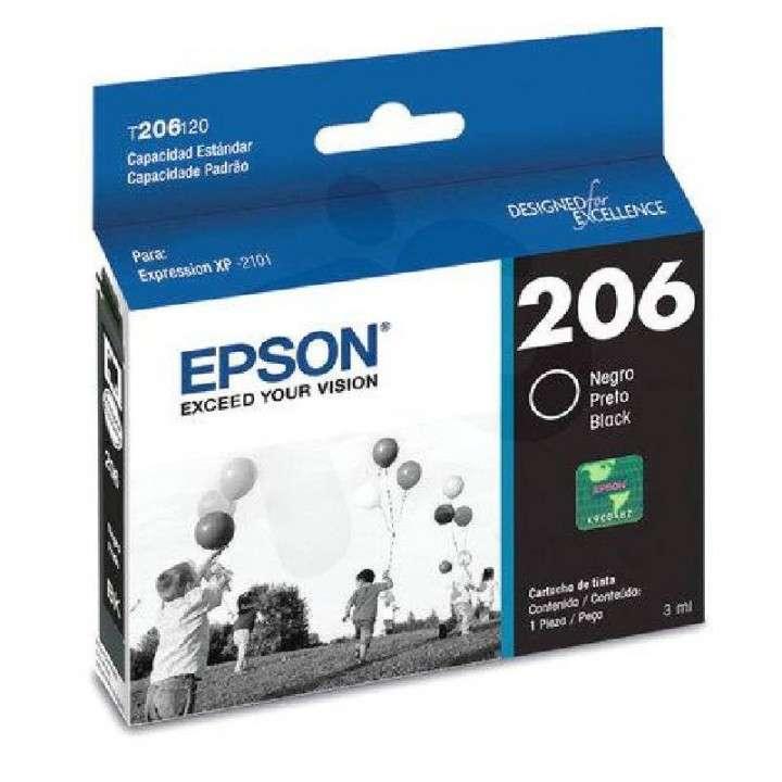 Tinta negro Epson T206120-AL XP-2101 - 0