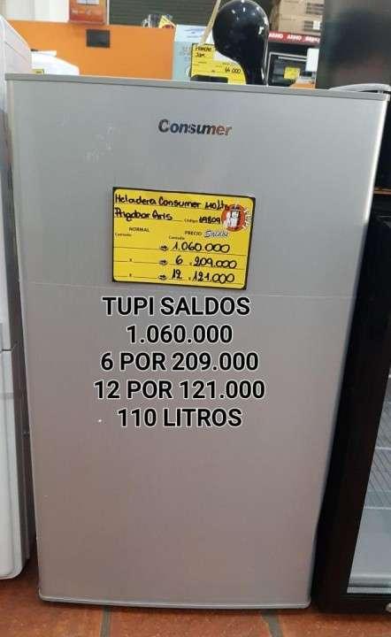 Frigobar Consumer de 110 lts - 0