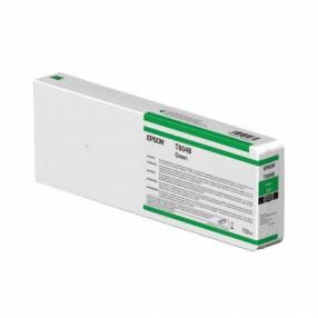Tinta Epson P9000 T804B00 verde ultrachrome 700 ML
