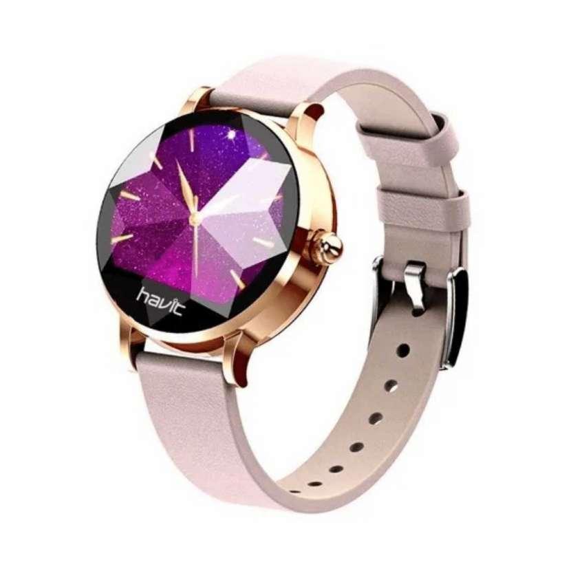 Reloj inteligente para mujer Havit NV-H1105-RS 50090 - 0
