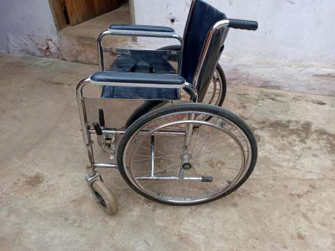 Silla de ruedas - 1