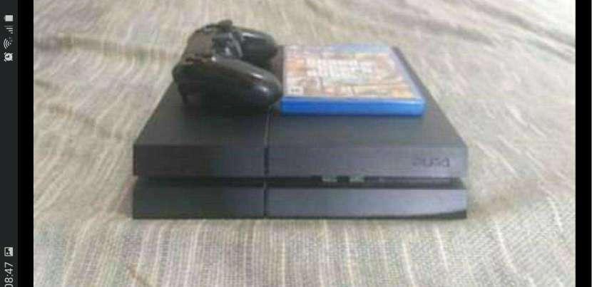 PS4 de 500gb - 0